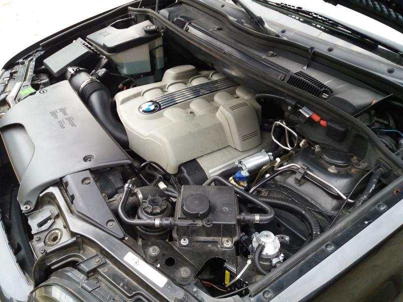 BMW X5 z instalacją gazową