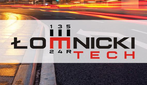 Łomnicki-Tech Logo