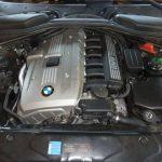 Silnik BMW z gazem